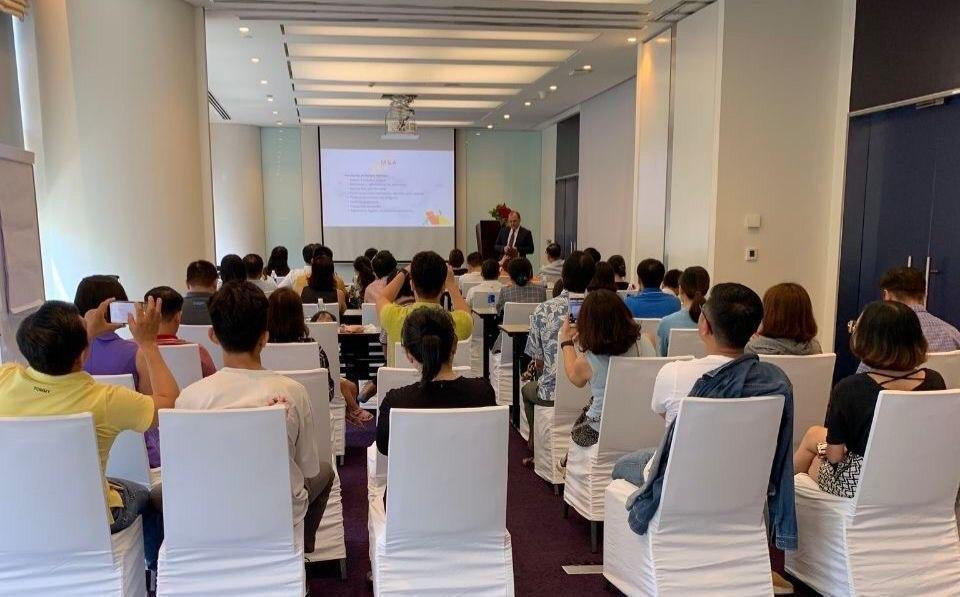 Seminar in Vietnam